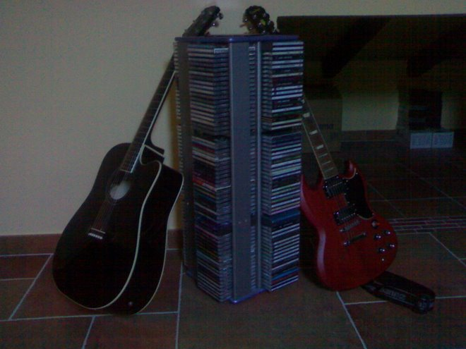 My Guitars