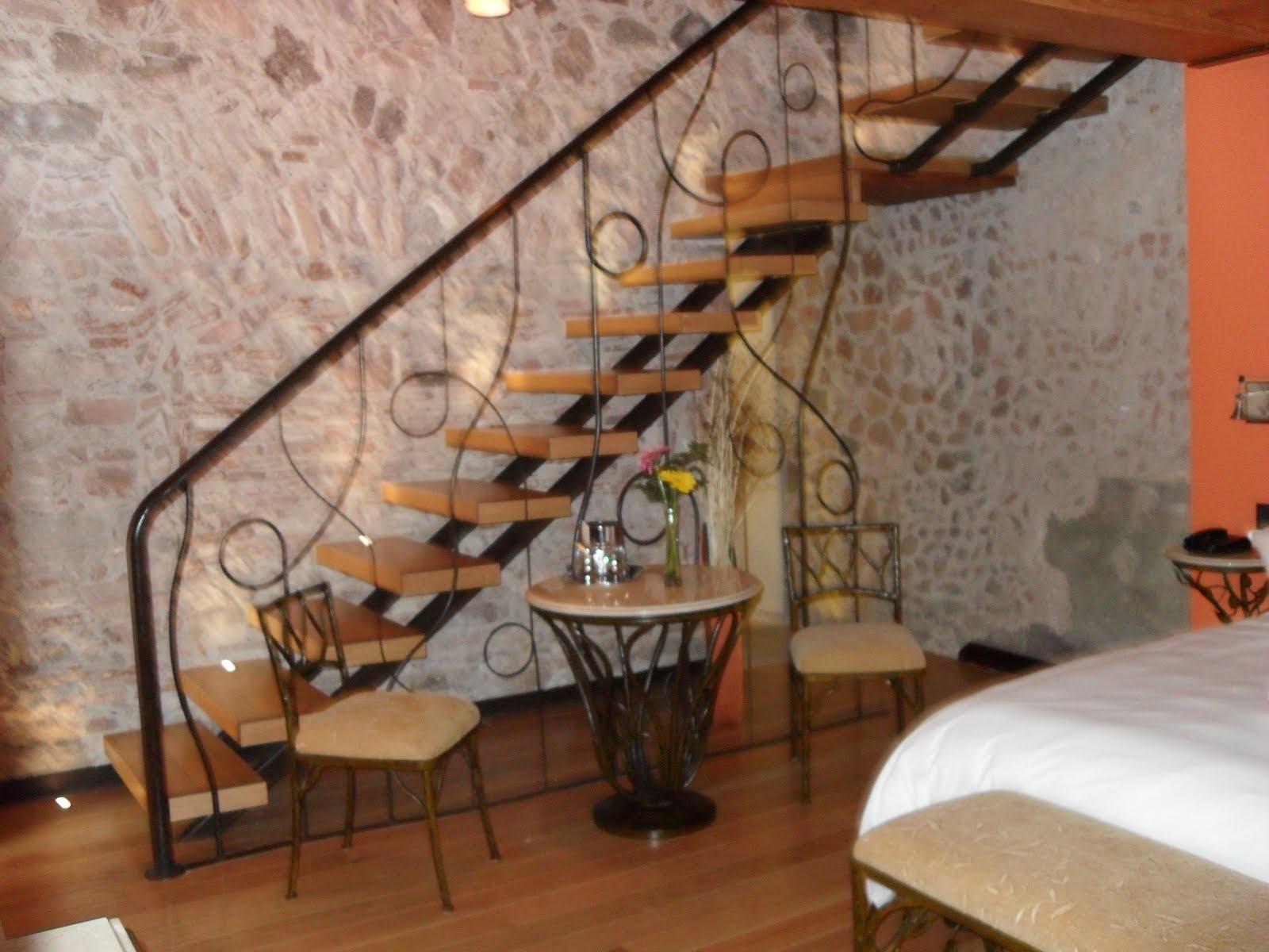 Diseo de barandas para escaleras diseo y decoracin caroldoey for Decoracion de escaleras interiores