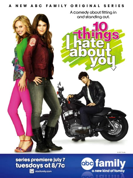 [Ul] [HDTV] 10 Things I Hate About You - Saison 1 Complte Episodes 20/20 [VF]