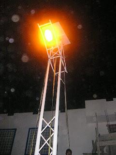 Image D Une Lampe the bajan reporter | une lampe de rue a energie solaire – don des