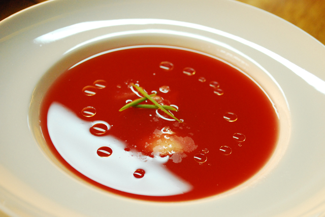 Cool Watermelon Soup – a refreshing combination of watermelon and ...