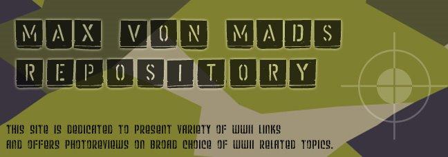 Max von Mad's WWII Repository