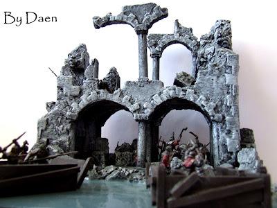 osgiliath diorama