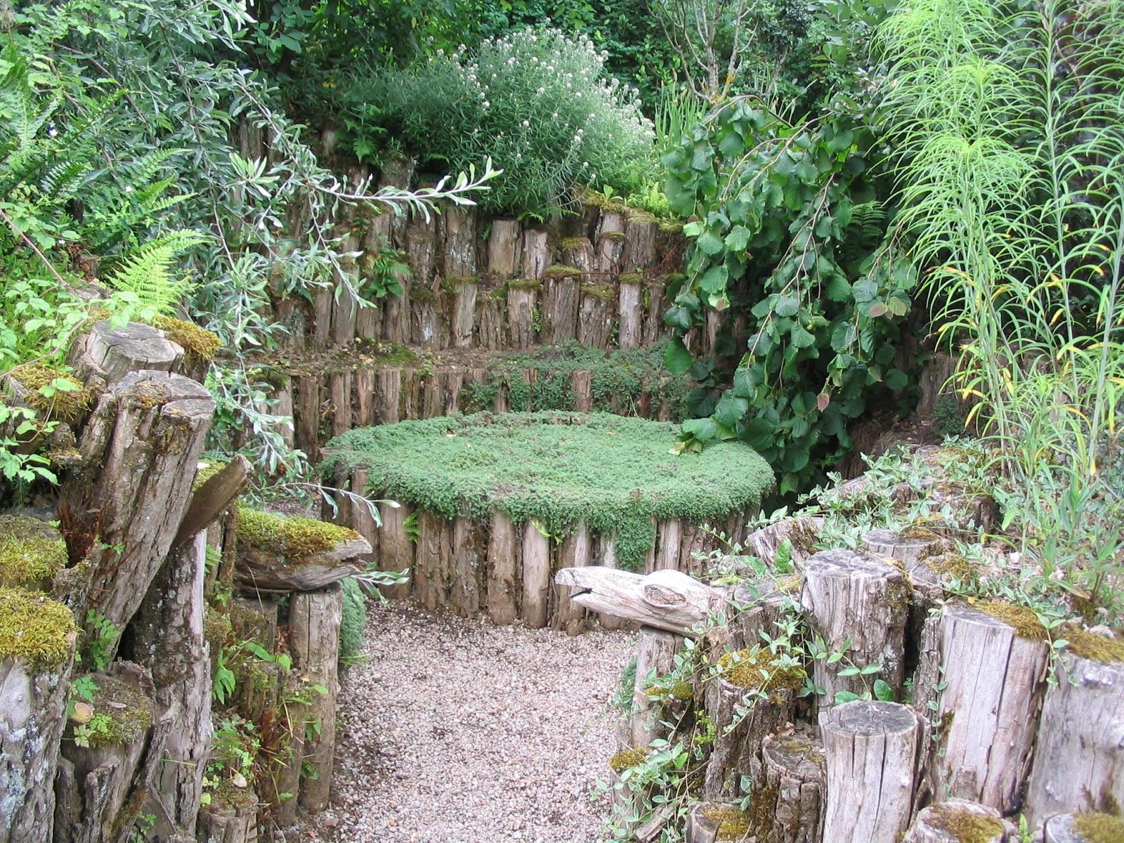 Le jardin de brigitte alsace berchigrange - Les jardins d alsace ...