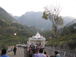 Vaishno Devi Entrance