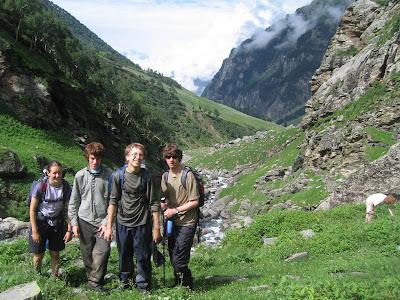 Himachal Pradesh Trekking Tours