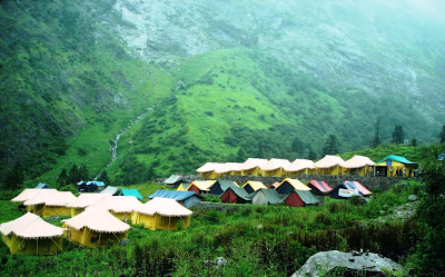 A Tourist Camp @ Auli