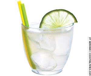 Tragos y bebidas kamikaze for Cocktail kamikaze