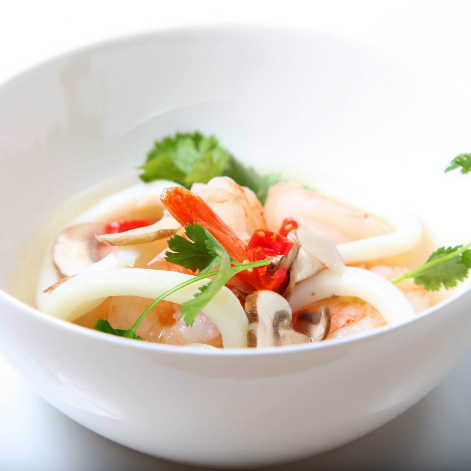 The 10 cent Diet: Tom Yum Goong - Hot & Sour Soup