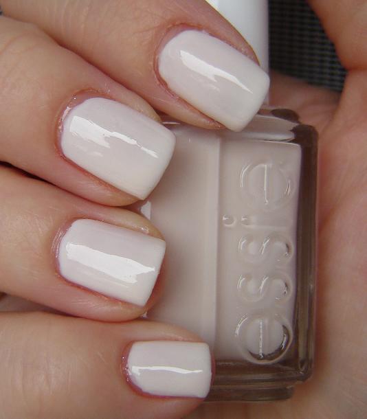 Nail Polish For Baby: Viennettka: Essie Baby´s Breath