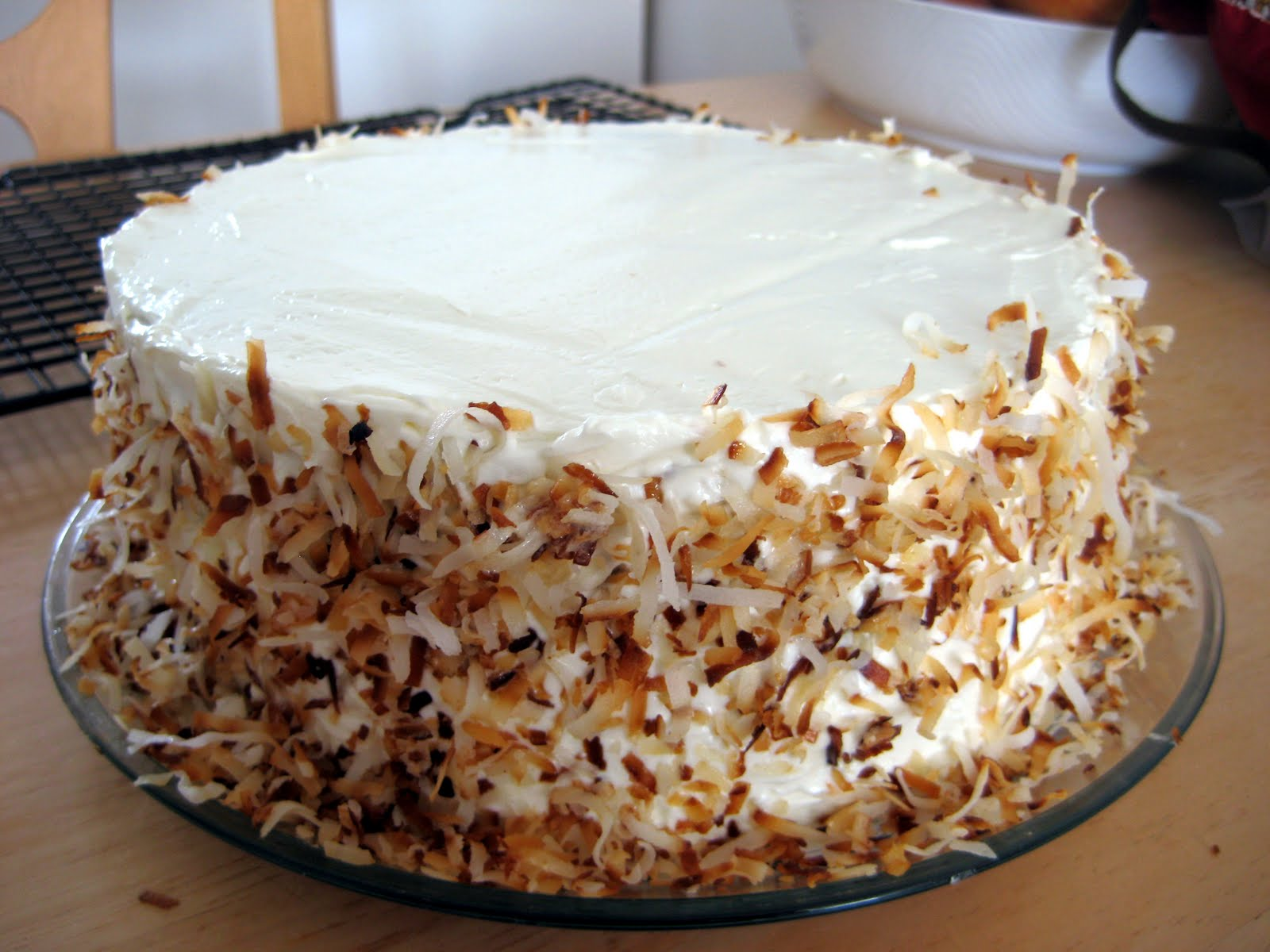 My Food Affair: Pina Colada Cake