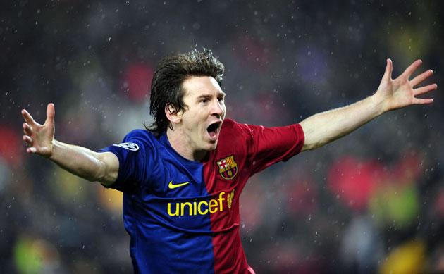 messi vs ronaldo. 2010 Ronaldo Vs Messi Stats