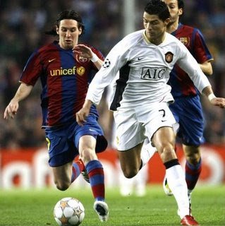 Messi and Ronaldo have been