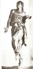 Hermafrodita danzante