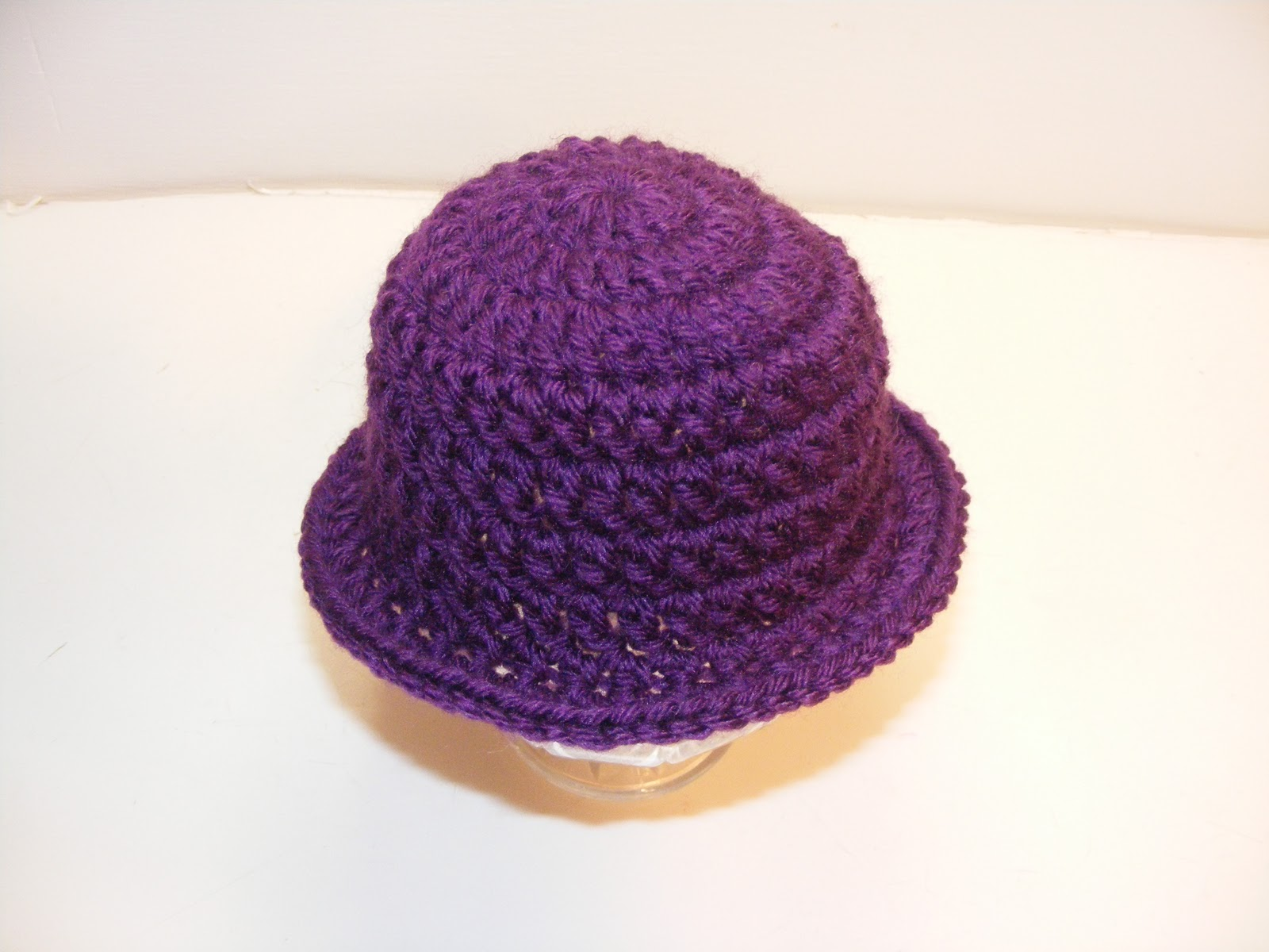 Basic Hat Pattern: Baby Bucket Hat