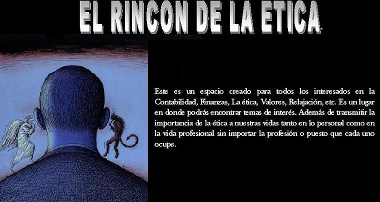 El Rincón de la Ètica