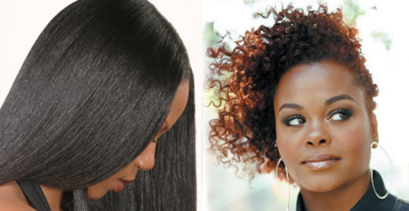 black hair texturizer pictures. On Right: Short curly hair