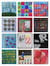 Mathematics Collaborative Quilt Mosaic