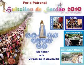 FERIA PATRONAL HUITZILAN 2010