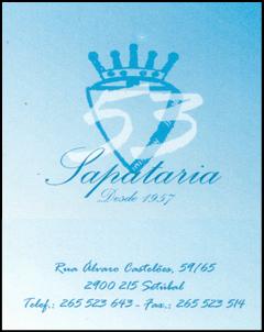 Sapataria 53