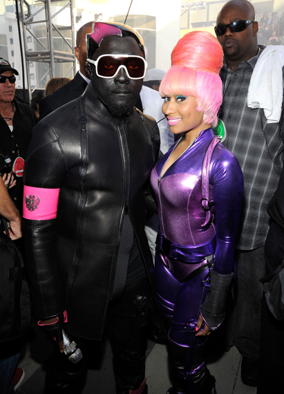 nicki minaj vma photo shoot. The VMA short wrap up amp; Curvy