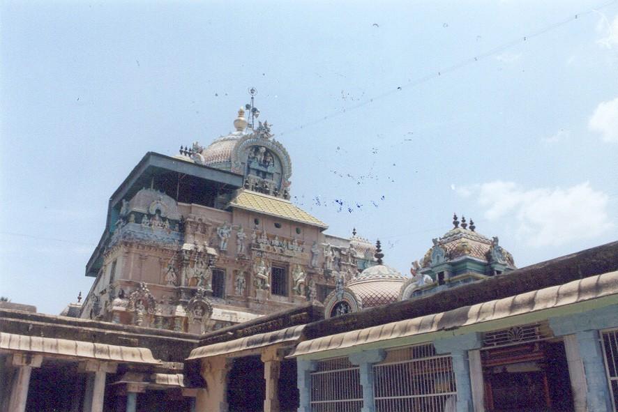 Ashtadasabhuja Durga Darshana - 09. Periyanayaki Amman Temple, Sirkazhi