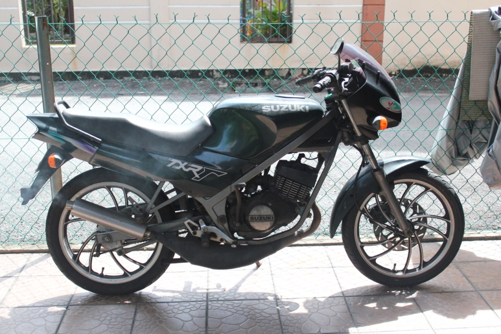 Pred Deals for Grab: Suzuki TXR150 Gamma (SOLD)