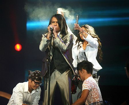 Lirik Lagu Karma Faizal Tahir