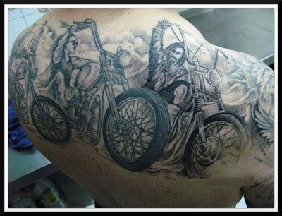 Motos rock tattoo rock moto foi se o tempo em que tatuagem era sinnimo de rebeldia hoje em dia at mesmo altos executivos so adeptos da forma de enfeitar o corpo altavistaventures Choice Image