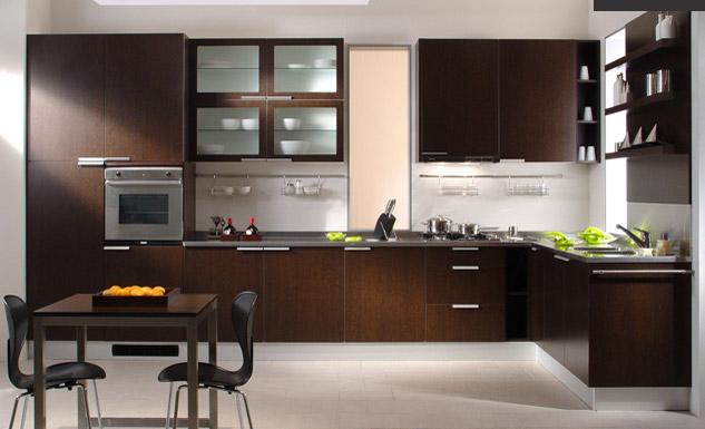 AM Interiores Muebles Modernos & Country Amoblamiento de Cocina