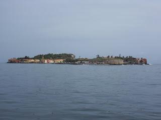 Ilha de Gorée ou Ilha de Goreia