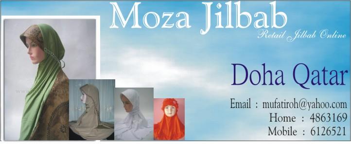 Moza Jilbab