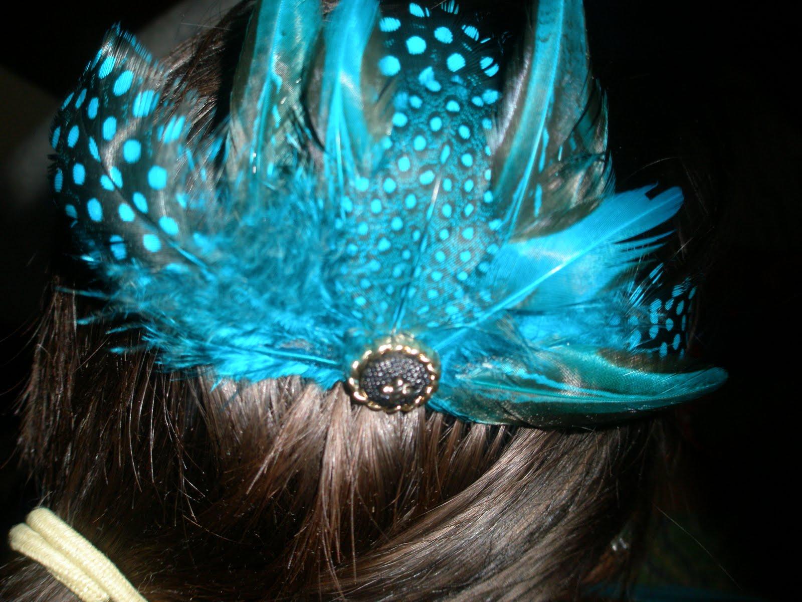 Mas modelos con plumas manualidades - Manualidades con plumas ...