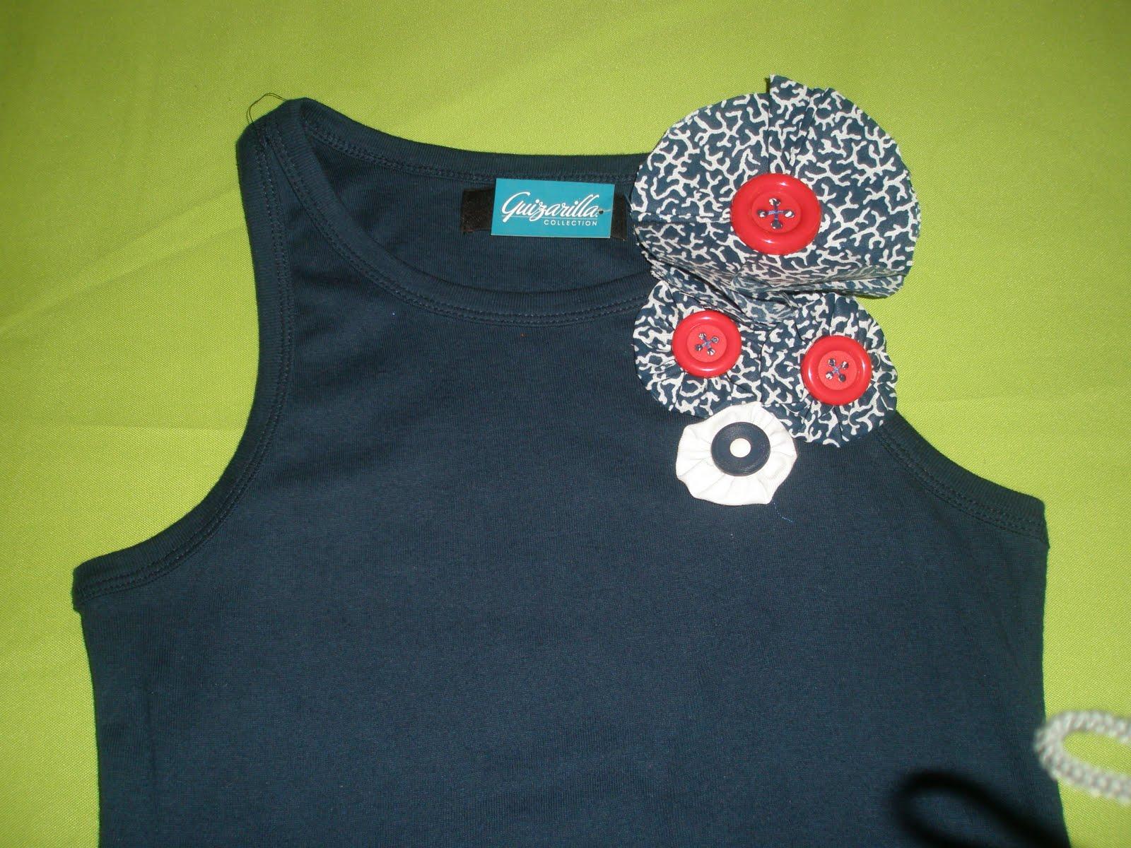 Guizarilla Collection. 1: Tshirts decorados..