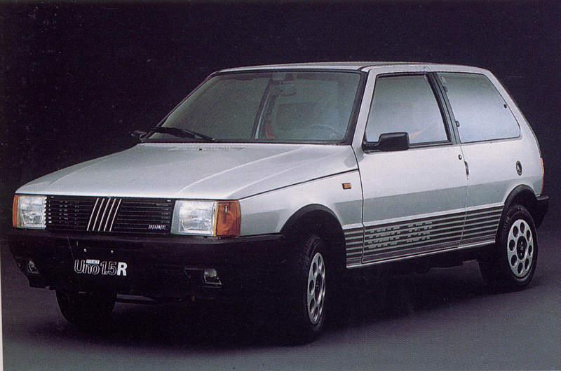 dos Autom�veis: Fiat Uno