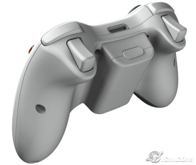 pre e3 2005 xbox 360 controller images