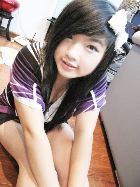 Naked vietnam teens model