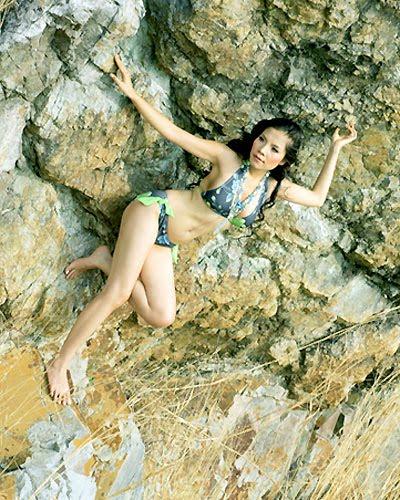 ngo mai trang-vietnamese model latest photos