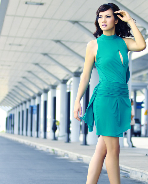 vietnamese singer anh thu new actress pics