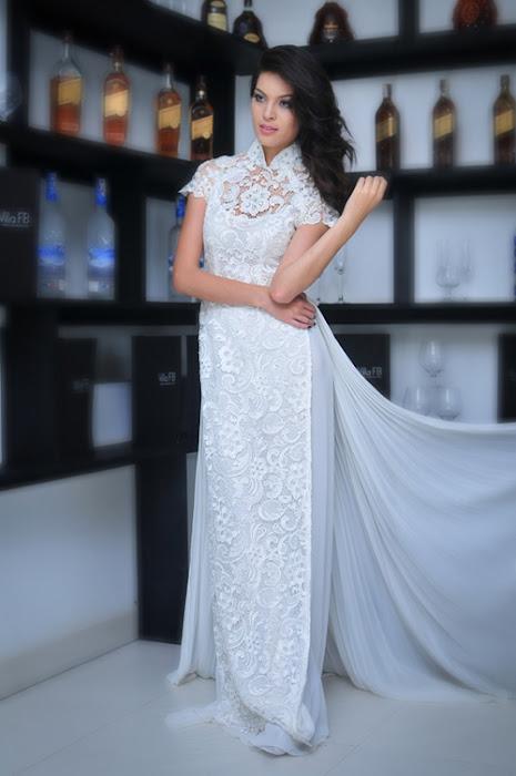 isabelle du-vietnamese model hot images