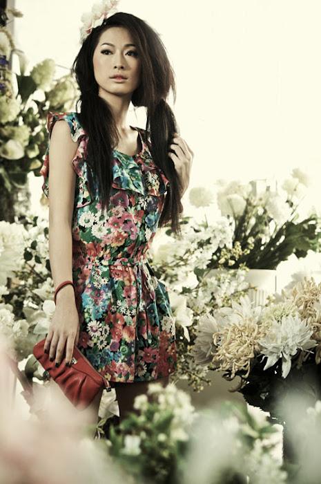 pretty vietnamese girl