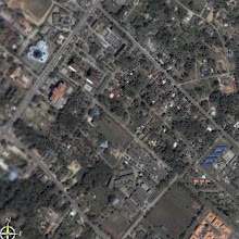 King Village from Google Earth