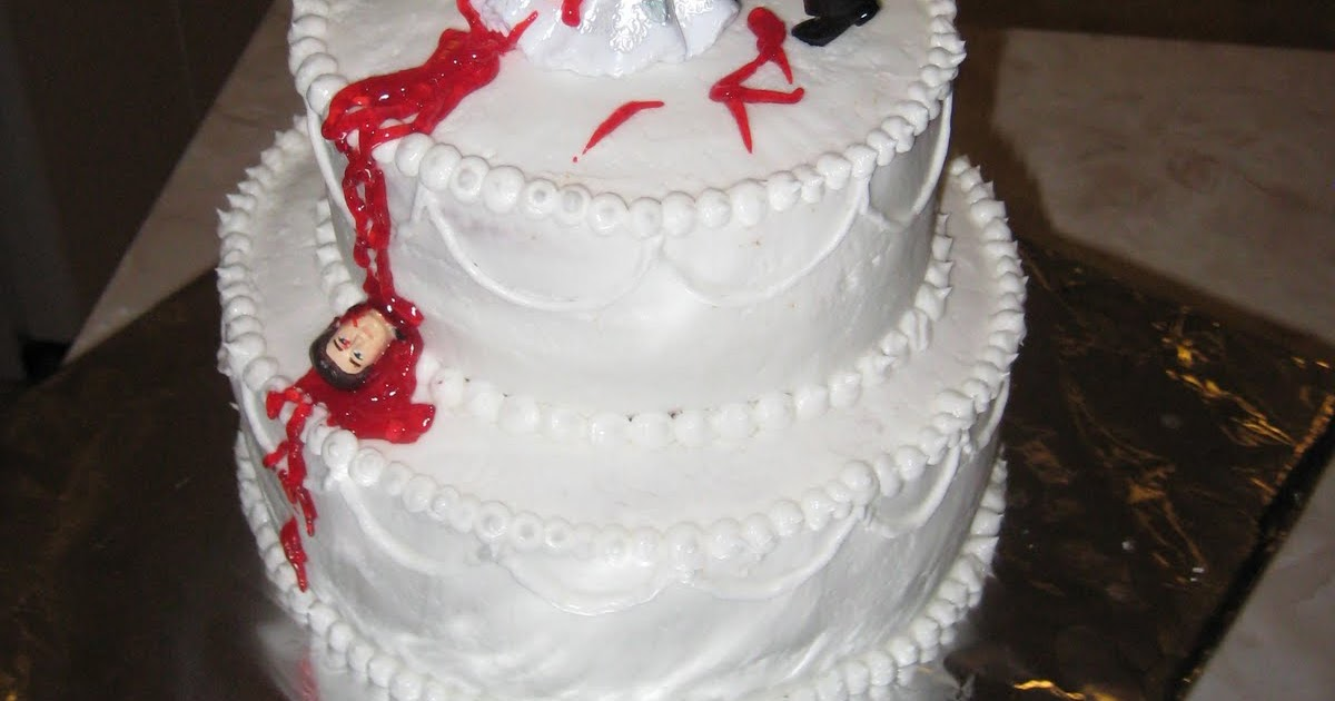 Crystal S Cakery Divorce Cake What