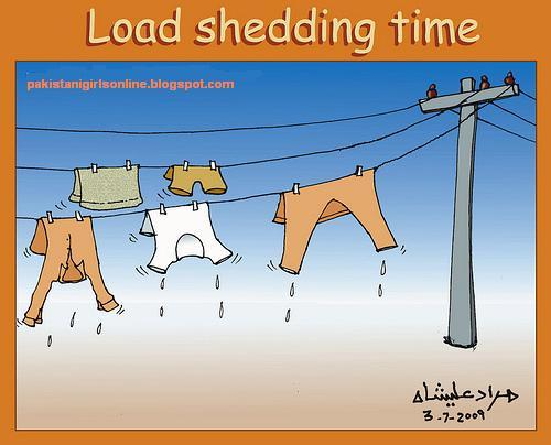 essay on loadsheding