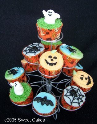 halloween cakes and cupcakes show