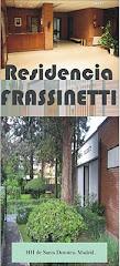 Residencia Frassinetti en Madrid