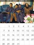 Calendar Mac 2010