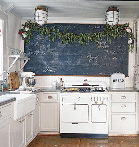 Cocina vintage claves para conseguir el look decoratualma for Cocinas vintage chic