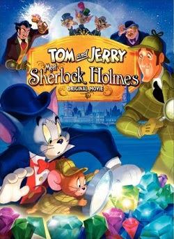 Tom e Jerry – Encontram Sherlock Holmes – Dublado