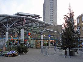 Chrisp Street Market